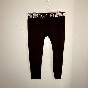 Gymshark Black Mid-Calf Leggings